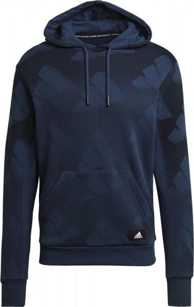adidas Sportswear Allover Print Hoodie - Bild 1