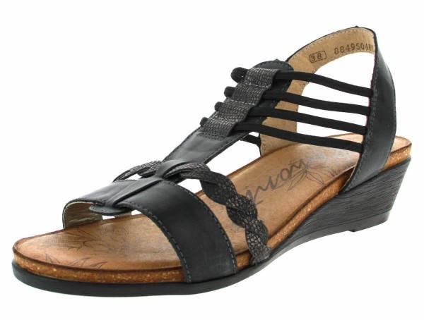 Remonte Damen Sandale mit Keilabsat - Bild 1