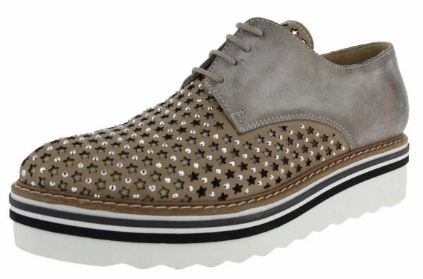 Damen Schnürschuh der Marke Donnapi - Bild 1