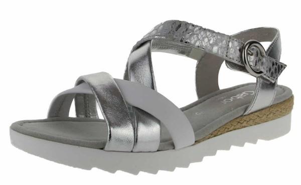 Gabor Sandale mit Keilsohle - Bild 1