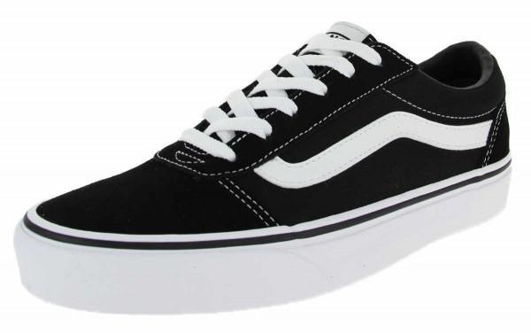 Vans Herren Sneaker Ward schwarz - Bild 1
