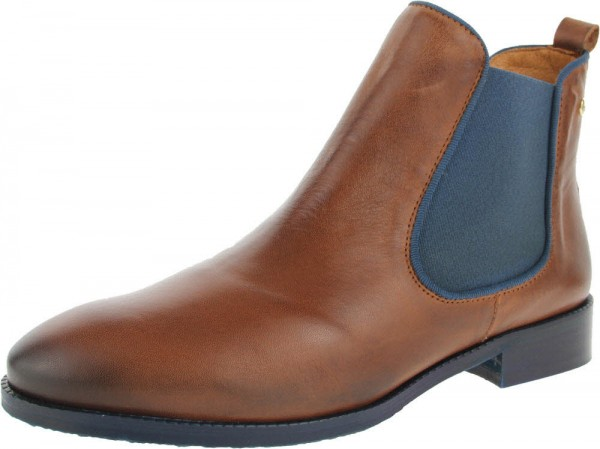 Pikolinos Damen Chelsea Boots Royal - Bild 1