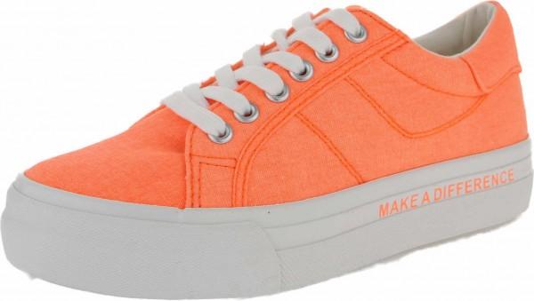 Tamaris Damen Sneaker aus Canvas - Bild 1