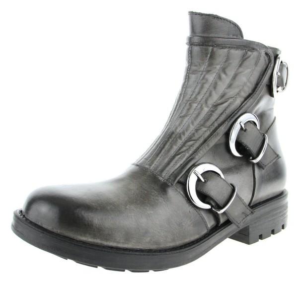 Rijos Damen Leder Boots - Bild 1