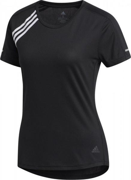 adidas 3-Streifen Run T-Shirt - Bild 1