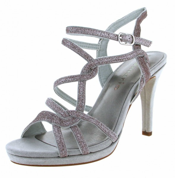 Tamaris Damen High Heel Sandale - Bild 1