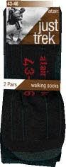 Trekking Socks 2er Pack - Bild 1