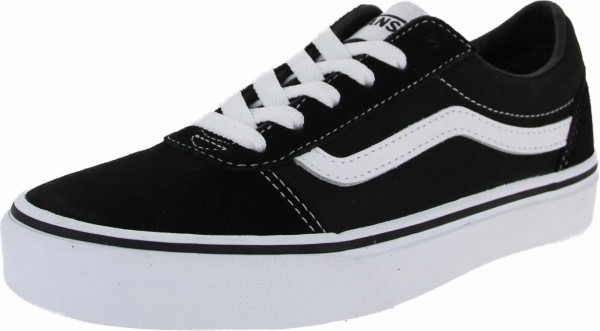 Vans YT WARD,(SUEDE/CANVAS)BLACK/WH - Bild 1