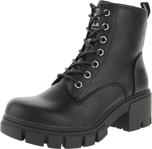 Dockers Damen Plateau Boots - Bild 1