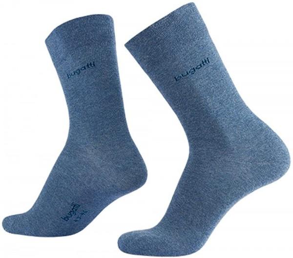 Bugatti Basic Socks 3er Pack