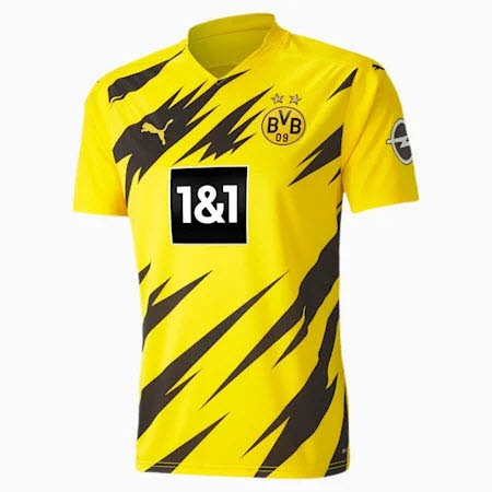 Puma BVB HOME SHIRT
