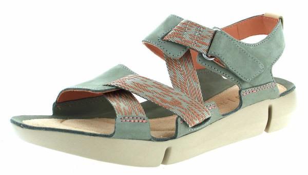 Clarks Damen Sandale Tri Clover - Bild 1