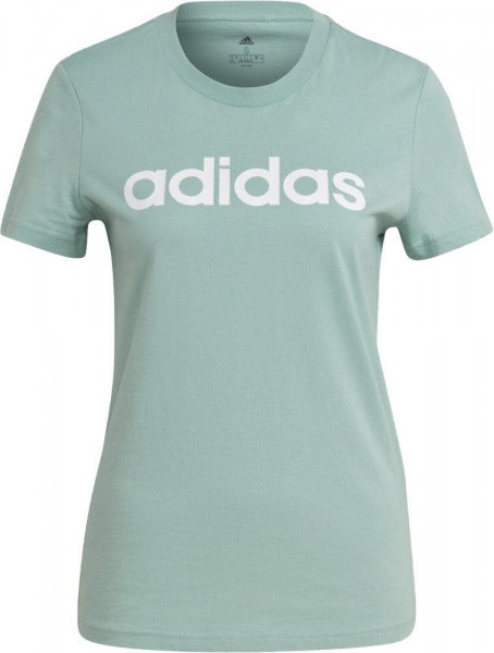 adidas Essentials Slim Logo T-Shirt - Bild 1