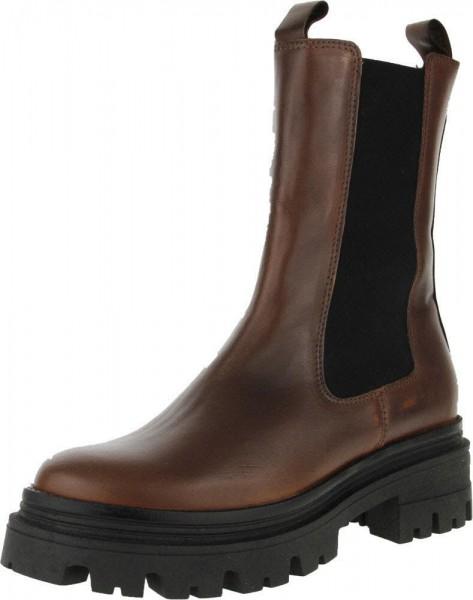 Tamaris Damen Leder Chelsea Boot - Bild 1