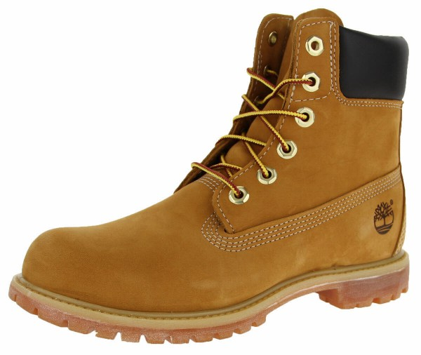 Timberland Boots 6in prem wheat - Bild 1