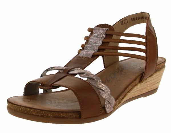 Remonte Damen Sandale mit Keil - Bild 1