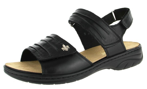 Rieker Sandale mit Klett - Bild 1