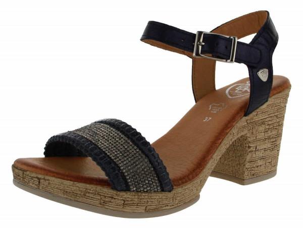 Black Damen Sandale - Bild 1
