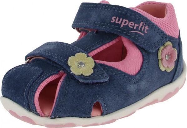 Superfit Mädchen Kleinkinder-Sandal - Bild 1